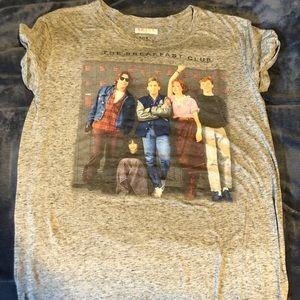 The Breakfast club tshirt.
